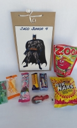 Party Buckets in the East Rand personalized party packs filled with quality sweets brown paper party bags006
