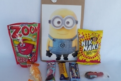 Party Buckets in the East Rand personalized party packs filled with quality sweets brown paper party bags004
