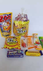 Party Buckets in the East Rand personalized party packs filled with quality sweets clear party packs003