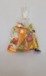 Party Buckets in the East Rand personalized party packs filled with quality sweets clear party packs008