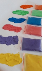 Party Buckets in the East Rand personalized party packs colour festival powder047