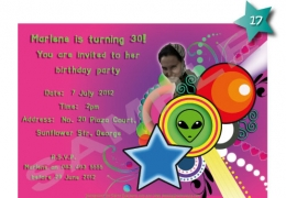 Party Buckets by Magda supplier for various party accessories in the East Rand._party invitations017
