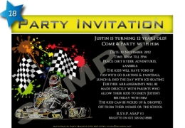Party Buckets by Magda supplier for various party accessories in the East Rand._party invitations018