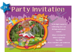 Party Buckets by Magda supplier for various party accessories in the East Rand._party invitations024