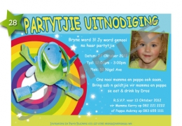 Party Buckets by Magda supplier for various party accessories in the East Rand._party invitations028