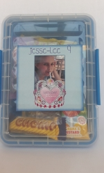 Party Buckets in the East Rand personalized party packs filled with quality sweets lunch box024