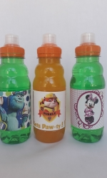 Party Buckets in the East Rand personalized party packs filled with quality sweets oros bottles001