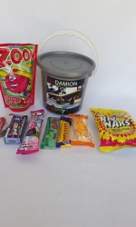 Party Buckets in the East Rand personalized party packs filled with quality sweets party buckets007