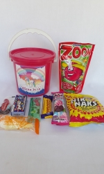 Party Buckets in the East Rand personalized party packs filled with quality sweets party buckets012