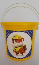 Party Buckets in the East Rand personalized party packs filled with quality sweets party buckets028