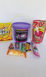 Party Buckets in the East Rand personalized party packs filled with quality sweets party buckets013