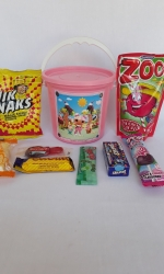 Party Buckets in the East Rand personalized party packs filled with quality sweets party buckets016