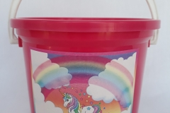 Party Buckets in the East Rand personalized party packs filled with quality sweets party buckets021