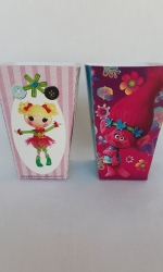 Party Buckets in the East Rand personalized party packs filled with quality sweets Popcorn Boxes001