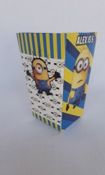 Party Buckets in the East Rand personalized party packs filled with quality sweets Popcorn Boxes024