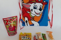 Party Buckets in the East Rand personalized party packs filled with quality sweets sling bags008