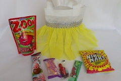 Party Buckets in the East Rand personalized party packs filled with quality sweets tutu bags012