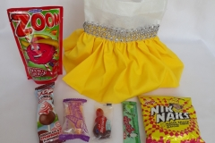 Party Buckets in the East Rand personalized party packs filled with quality sweets tutu bags013