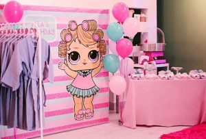 L O L Surprise Doll Party Theme Party Buckets 073 327 0795