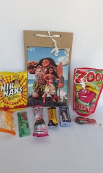 Party Buckets in the East Rand personalized party packs filled with quality sweets brown paper party bags002