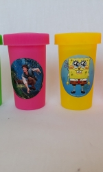Party Buckets in the East Rand personalized party packs filled with quality sweets bubbles005