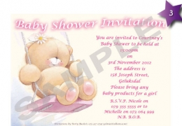 Party Buckets by Magda supplier for various party accessories in the East Rand._party invitations003