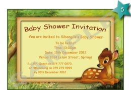 Party Buckets by Magda supplier for various party accessories in the East Rand._party invitations005