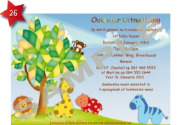 Party Buckets by Magda supplier for various party accessories in the East Rand._party invitations026