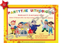 Party Buckets by Magda supplier for various party accessories in the East Rand._party invitations032