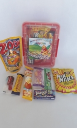 Party Buckets in the East Rand personalized party packs filled with quality sweets lunch box014