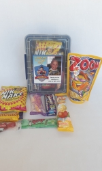 Party Buckets in the East Rand personalized party packs filled with quality sweets lunch box018