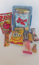 Party Buckets in the East Rand personalized party packs filled with quality sweets lunch box022