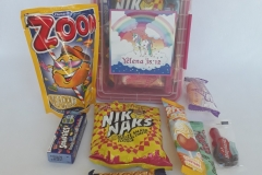 Party Buckets in the East Rand personalized party packs filled with quality sweets lunch box010