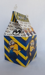 Party Buckets in the East Rand personalized party packs filled with quality sweets milk box007