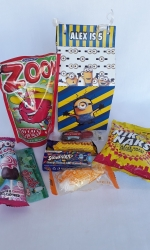 Party Buckets in the East Rand personalized party packs filled with quality sweets milk box012