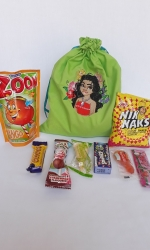 Party Buckets in the East Rand personalized party packs filled with quality sweets sling bag006