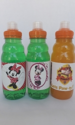 Party Buckets in the East Rand personalized party packs filled with quality sweets oros bottles023