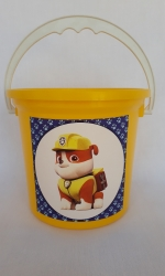 Party Buckets in the East Rand personalized party packs filled with quality sweets party buckets002
