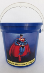 Party Buckets in the East Rand personalized party packs filled with quality sweets party buckets023