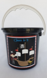 Party Buckets in the East Rand personalized party packs filled with quality sweets party buckets029