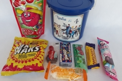 Party Buckets in the East Rand personalized party packs filled with quality sweets party buckets009