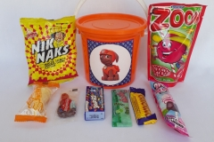 Party Buckets in the East Rand personalized party packs filled with quality sweets party buckets014