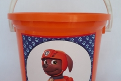 Party Buckets in the East Rand personalized party packs filled with quality sweets party buckets019
