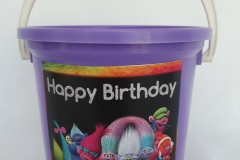 Party Buckets in the East Rand personalized party packs filled with quality sweets party buckets020