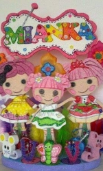 Party Buckets in the East Rand personalized party packs filled with quality sweets polystyrene centerpieces003