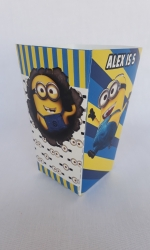 Party Buckets in the East Rand personalized party packs filled with quality sweets Popcorn Boxes026