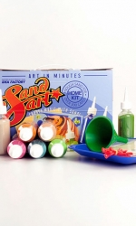 Party Buckets in the East Rand personalized party packs filled with quality sweets sandart008