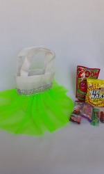 Party Buckets in the East Rand personalized party packs filled with quality sweets tutu bags010